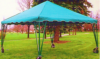 MOVABLE TENT