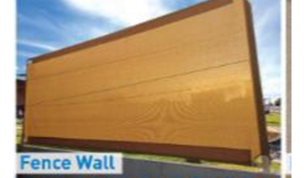 COMPOUND FENCE WALL SHADE